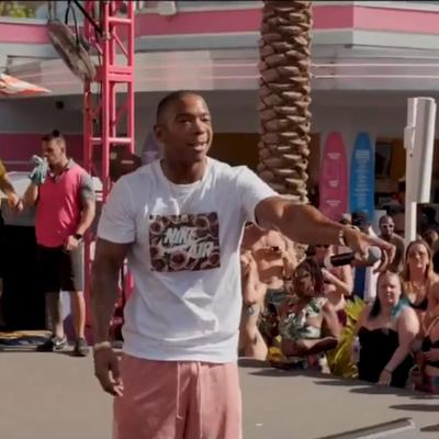 Ja Rule live at #GoPoolVegas 💕| Flamingo Las Vegas - VIDEO