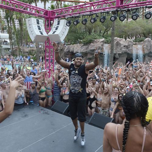 Flo Rida - Go Pool Dayclub